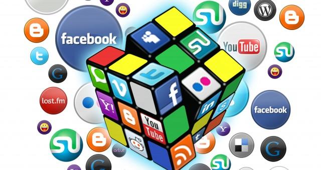 Ja neesi sociālajos tīklos, tad tevis nav: augstskolas un sociālie tīkli