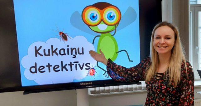 Ventspils pirmsskolas izglītības iestāžu pedagogi papildina digitālās prasmes